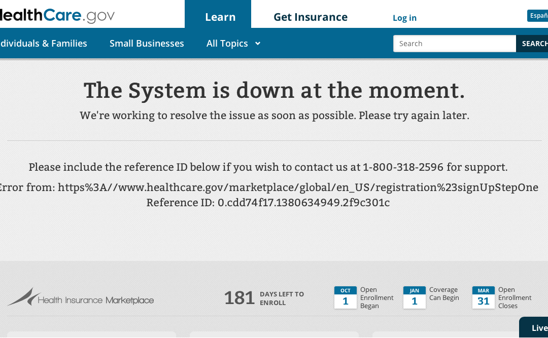 Hackers Target HealthCare.gov Website, Prompting Healthcare Organizations to Assess Security